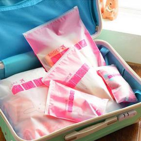 Sachets de voyage pour valise